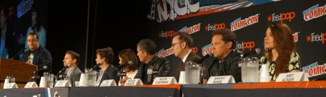 Five things you need to know from the Person of Interest panel at NYCC 2015