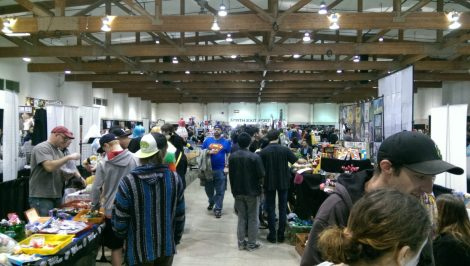 Thoughtful con-goers make for happy con-goers