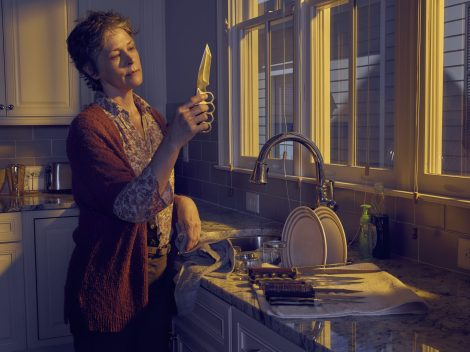 Melissa McBride as Carol Peletier - The Walking Dead _ Season 6, Gallery - Photo Credit: Frank Ockenfels 3/AMC