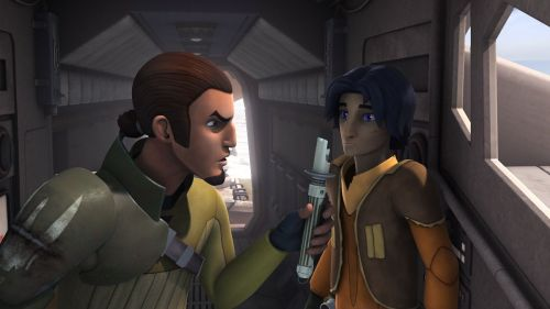 Kanan tries to make Ezra understand where he's coming from.