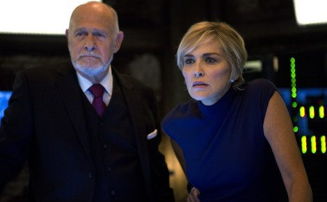 [TNT - who wouldn't love Sharon Stone (Natalie Maccabee) and Gerald McRaney (Malcolm)?]