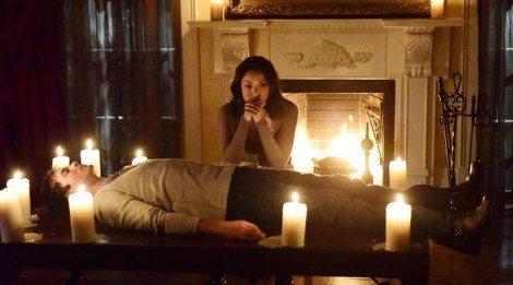Bonnie praying for no more repetitive dialogue [cwtv]