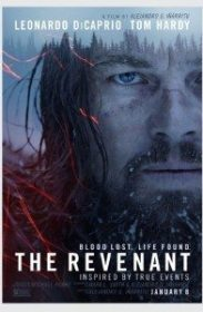 revenant movie poster