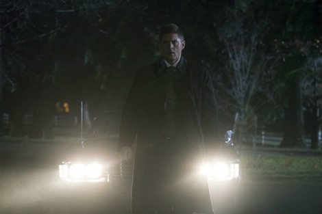It's time for the Winchesters to get back on the road (Source: Katie Yu/The CW)