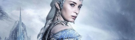 "It's Fairytale Fodder, But ""The Huntsman: Winter's War"" is Melodramatically Enjoyable"