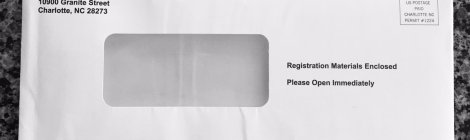 "The ""Non-Descript"" Envelope, Don't Toss Your SDCC Badge!"