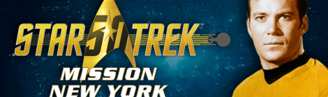 Star Trek: Mission NY Lands in NYC this weekend to celebrate the franchise's 50th anniversary