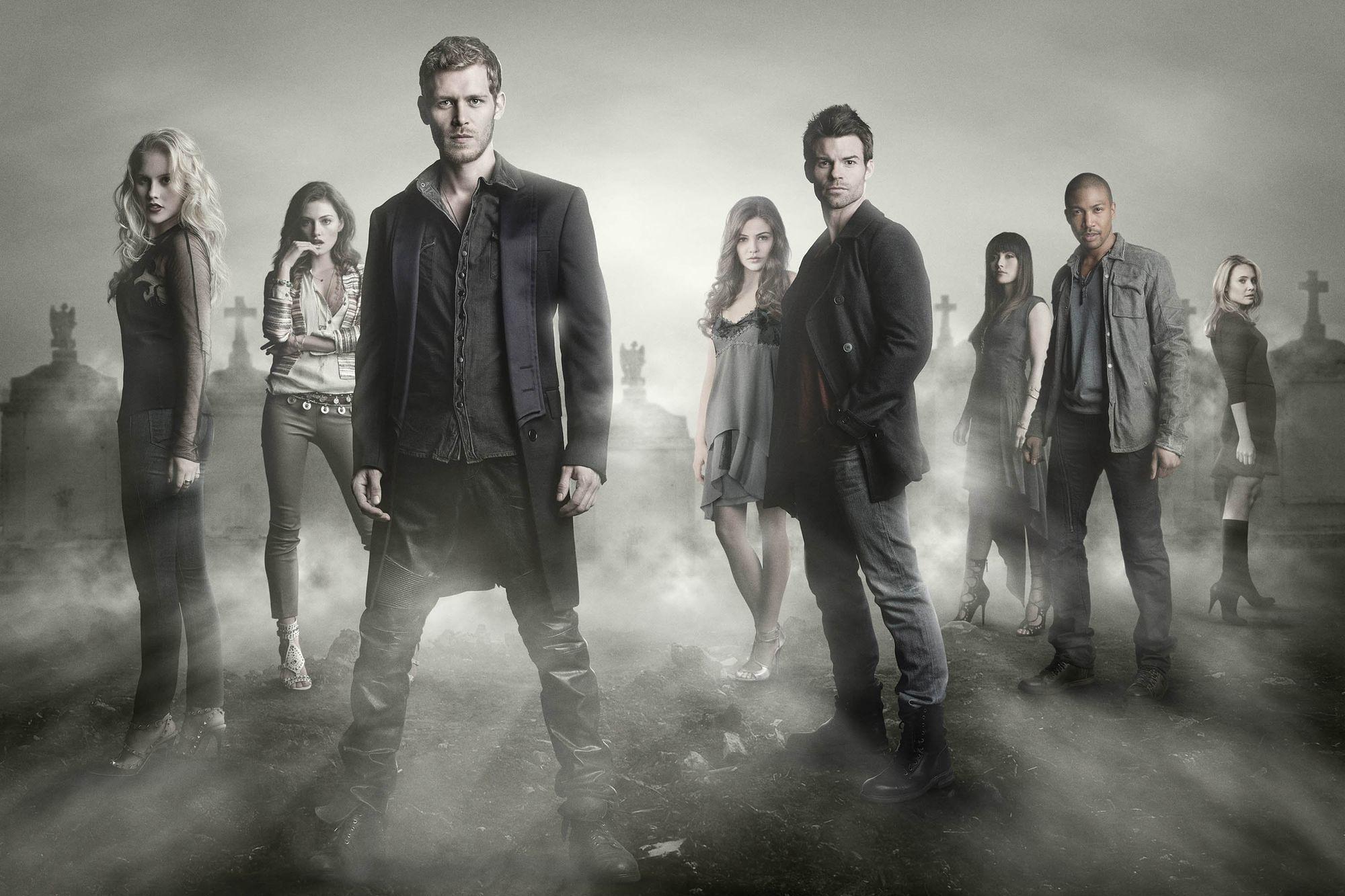 cast of the originals