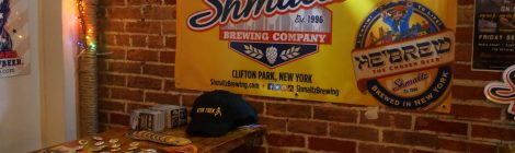 Shmaltz Brewing is serving up a cold pint of awesome with their 'Star Trek' 50th Anniversary Beer Series