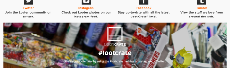 Loot Crate Dream Crate: Showcasing The Convention Crate of our Dreams!