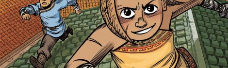 The Nameless City by Faith Erin Hicks is One of the Best Graphic Novels of 2016!