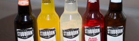 NYCC 2016: STUBBORN Soda Partners with Robert Kirkman for STUBBORN Stories