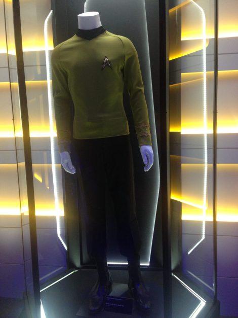 The Original Captain Kirk costume