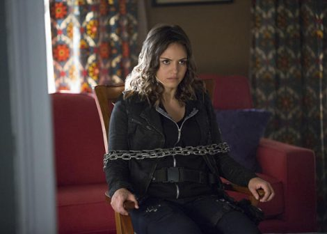 It's the definition of Stockholm Syndrome.[vampirediaries.com]