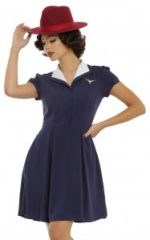 Her Universe's Agent Carter dress [Available at Hot Topic]