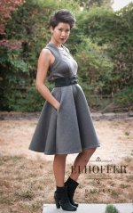 Scavenger Dress [Available from Elhoffer Design]