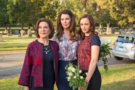 The Gilmore Girls.
