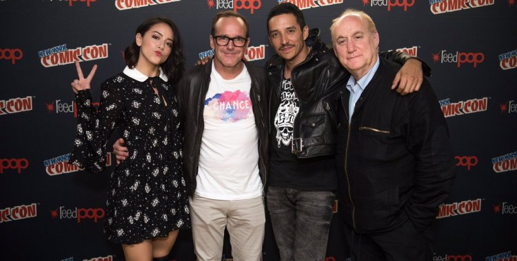 NYCC 2016: Agents of SHIELD Talk Ghost Rider and Season 4