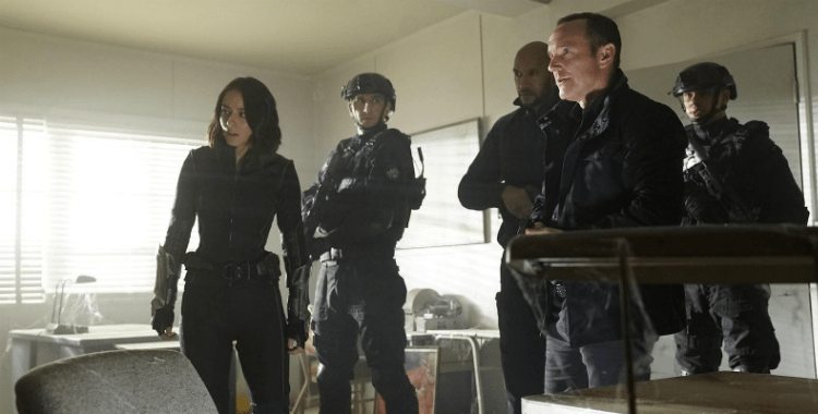Marvel's Agents of SHIELD: The Man Behind the Shield Recap