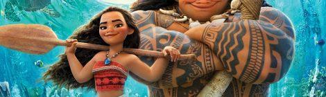 Disney's Latest Kick-Ass Heroine, Moana, Comes Home Today on Blu-Ray!