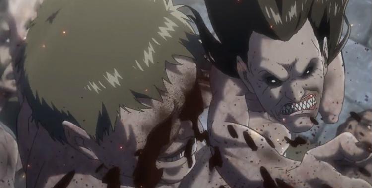 Attack on Titan Historia