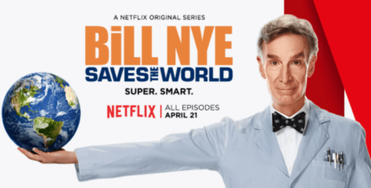 Bill Nye Saves the World Review