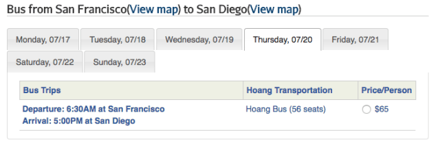 Getting to SDCC the Cheap Way