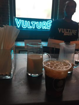 vulture lounge