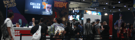 SDCC 2017: Cullen Bunn Speaks About Harrow County's Main Characters, Collaborating With Tyler Crook & The Ending of The Series