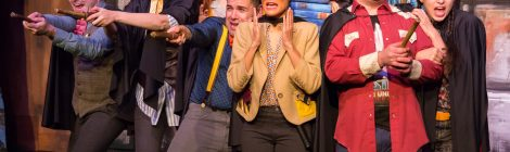 A Puffs Piece: Witches and Wizards take over New World Stages in this Fantastic Comedy