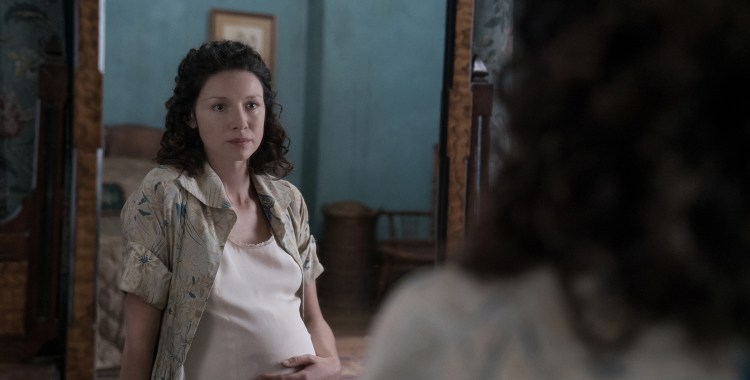 outlander the battle joined recap