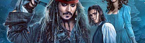 Pirates of the Caribbean: Dead Men Tell No Tales is Out Today on Blu-Ray, DVD, and Digital HD