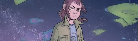 NYCC 2017: The Creative Team Behind 'Lifeformed: Cleo Makes Contact' Talks About Research, Small Moments & Snacks