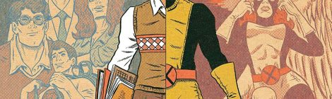 "Ed Piskor Crafts his ""Grand Design"" & Talks Chris Claremont, Mythology and Wolverine's Lawsuits"