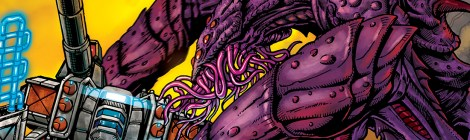The 27 Run is an Existentialist's Comic Book Dream Wrapped in Delightful Monster vs. Mech Packaging