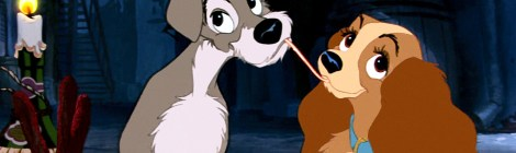 Lady and the Tramp Is Out of the Pound and Available Now on Blu-Ray Combo Pack!