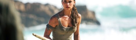 Alicia Vikander Shines in Tomb Raider