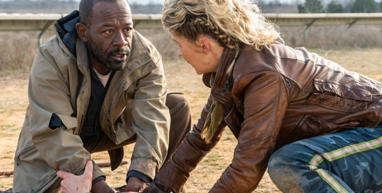 Fear the Walking Dead: The Wrong Side of Where You Are Now Recap