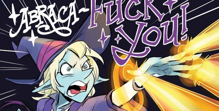 the adventure zone graphic novel abracafuckyou