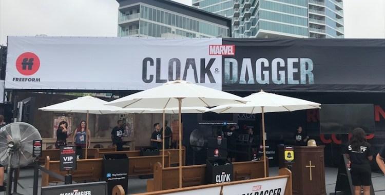 cloak & dagger activation