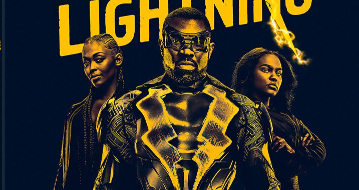 Bring Home the First Season of 'Black Lightning' on Blu-Ray Today!