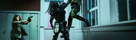 The Predator - The Fun is in the Chase, Not So Much It's Conclusion.
