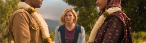 """""""Doctor Who: Demons of the Punjab"""" Gives Yas Her Moment To Shine"""