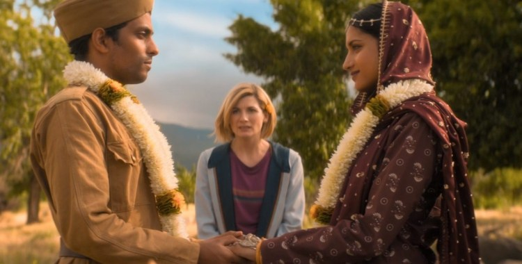 """Doctor Who: Demons of the Punjab"" Gives Yas Her Moment To Shine"