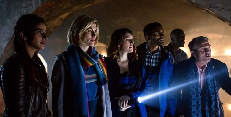 """""""Doctor Who: Resolutions"""" didn't spark New Year's Fireworks"""