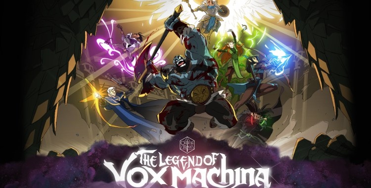 the legend of vox machina