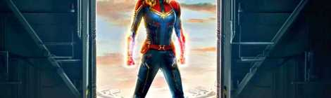 Captain Marvel Soars Into Action