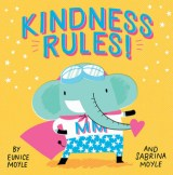 An elephant superhero who teaches manners? We're in. Kindness Rules! #url#