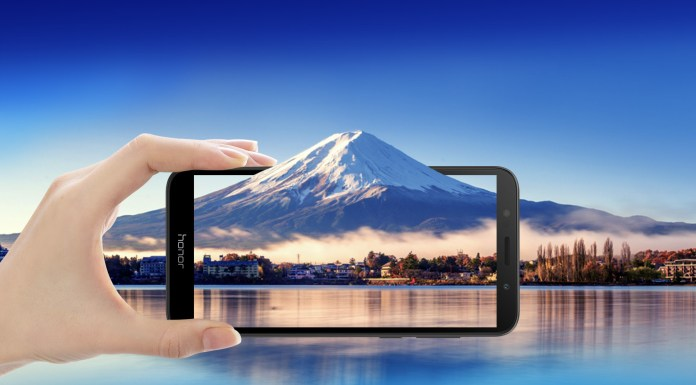 Smartphone Android Honor 7S