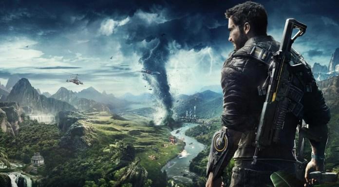 E3 2018 Square Enix Just Cause 4